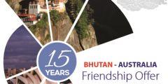 Celebrating Bhutan Australia Friendship | Travel Blog